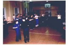 First WT trainig 1996