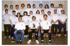 Uni WingTsun club 1996