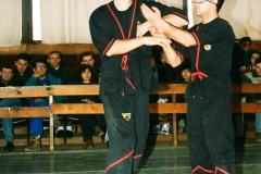 Sifu Oliver and Sifu Schembri
