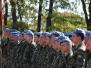 Демонстрация на армията и специалните части 2012