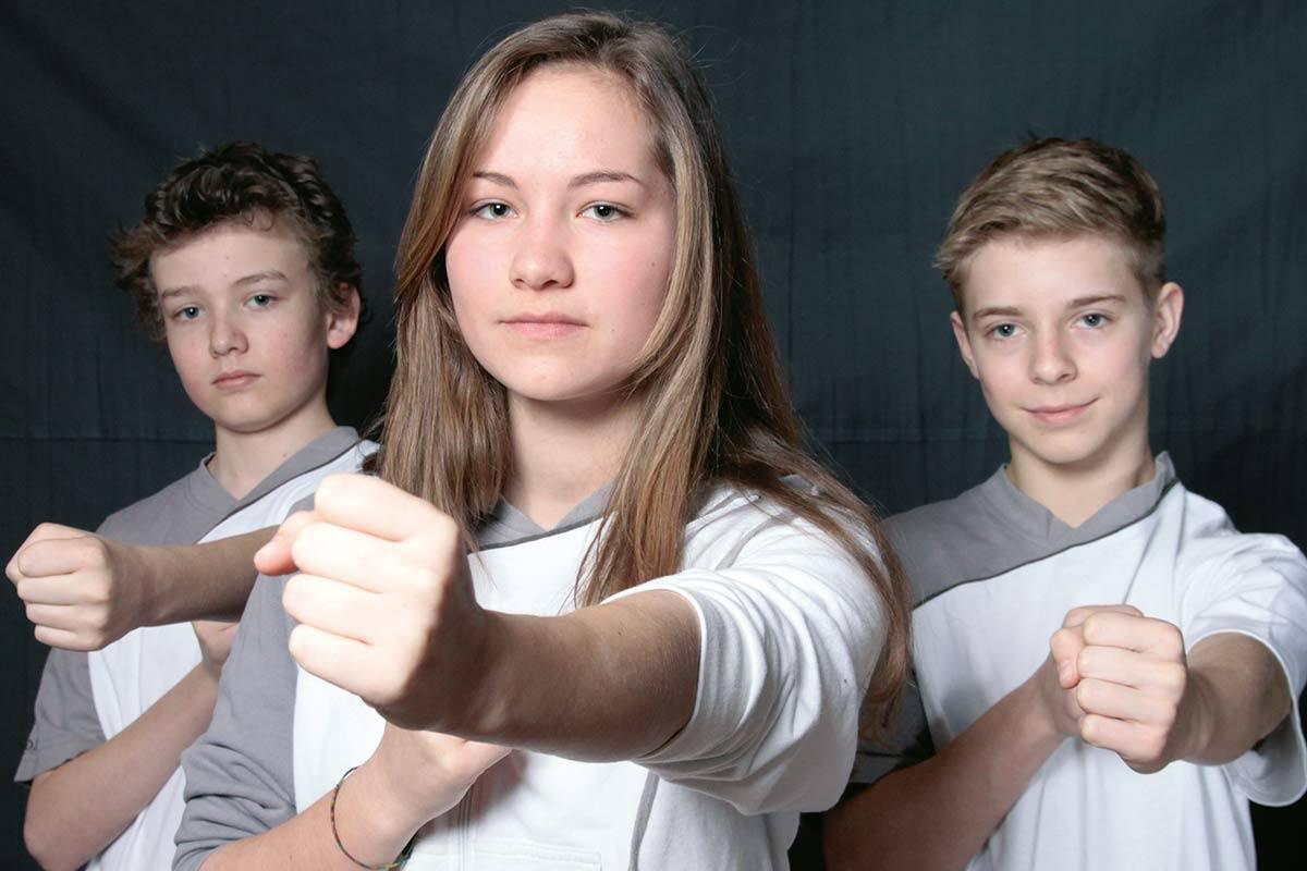 Винг Чун тренировки за тийнейджъри от 10 до 15 годишна възраст