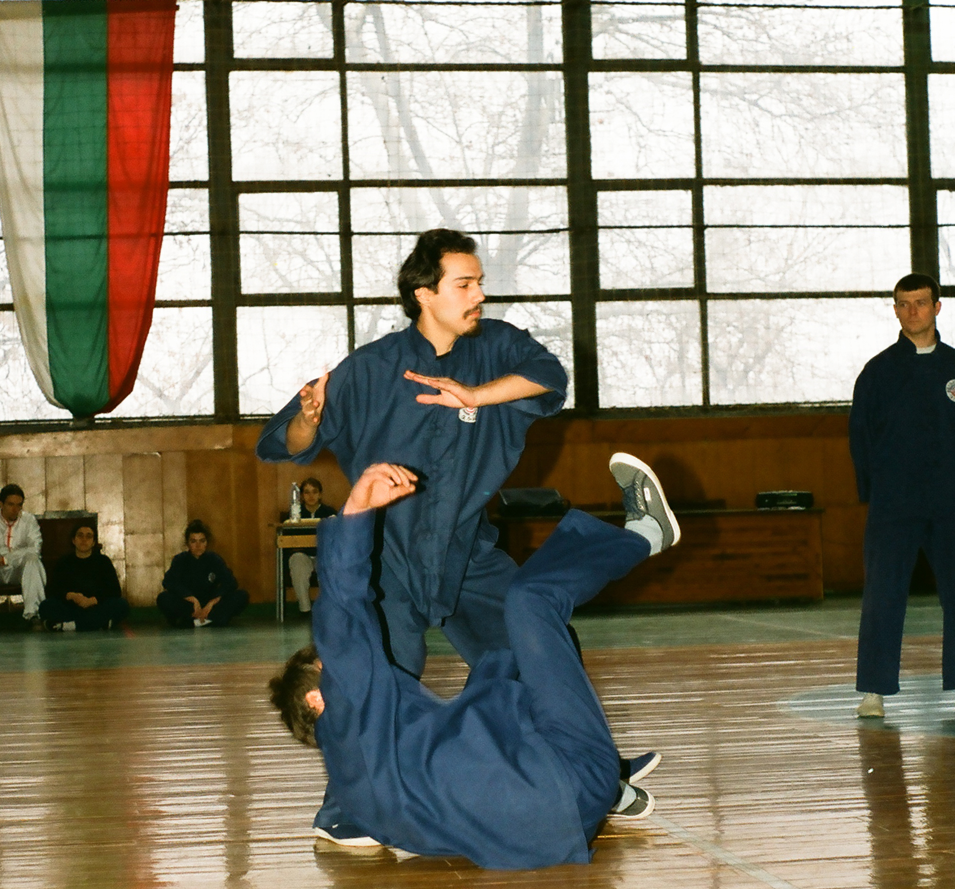 Sifu Bagalev 1996