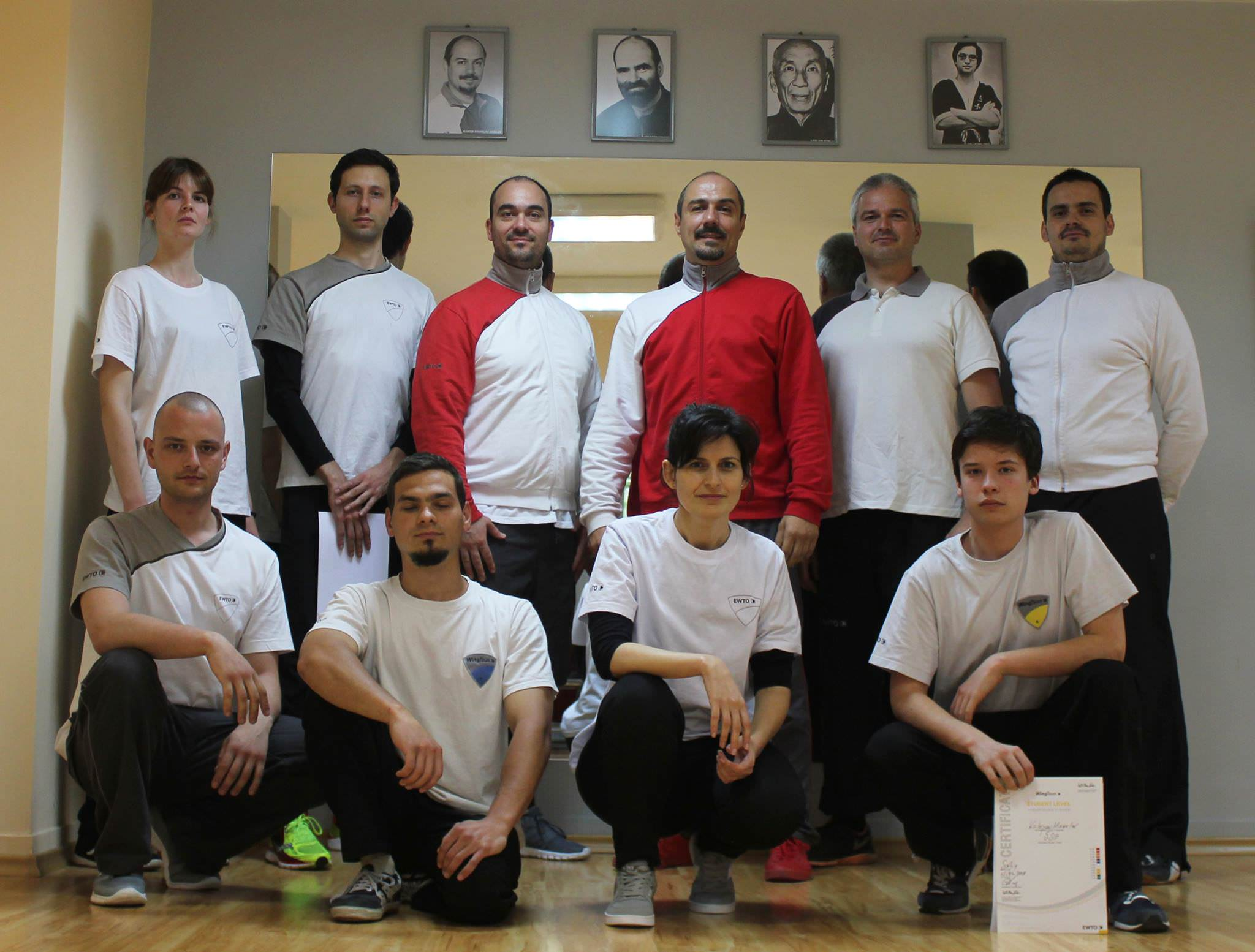 Малка група в София